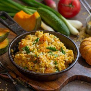 Булгур с тыквой по быстрому армянскому рецепту