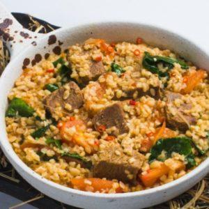 Как приготовить древнеармянское блюдо Вана кашови?