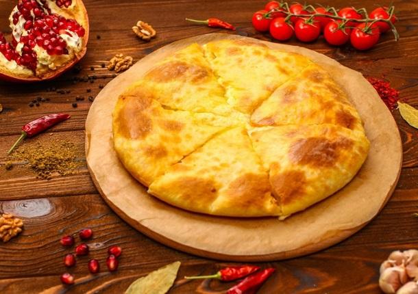 Как армяне готовят хачапури по-мегрельски