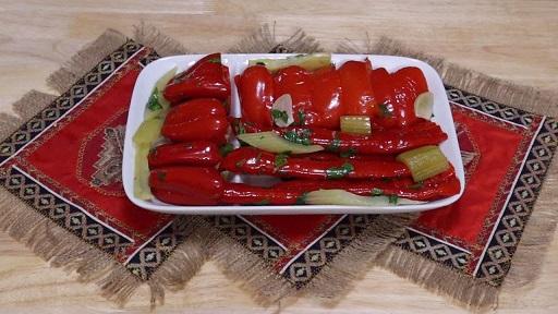 Красный болгарский перец по-армянски: как замариновать на зиму