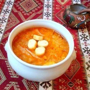 Крчик - традиционный армянский  суп