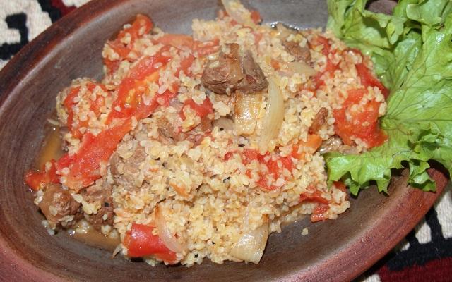 Вана кашови - одно из самых вкусных и уникальных армянских блюд