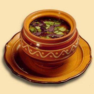 """Традиционный армянский суп """"Путук"""""""