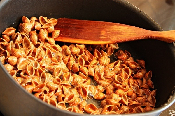 Как армяне готовят жареные макароны