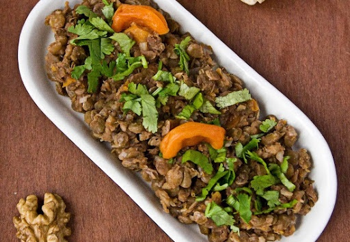 Мшош - традиционное постное блюдо армянской кухни