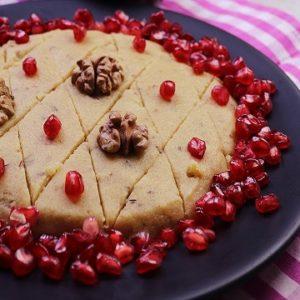 Восточная сладость, которая полюбилась армянами